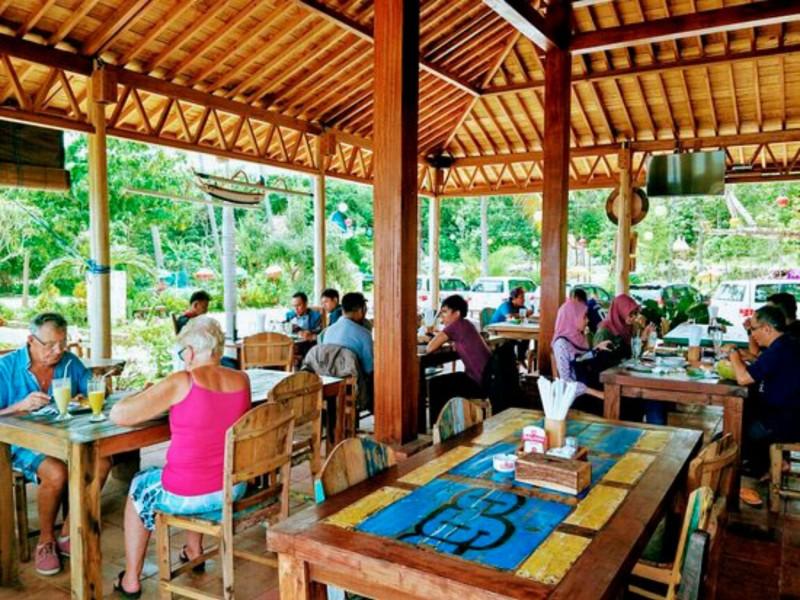 Warung Jukung Nusa Penida