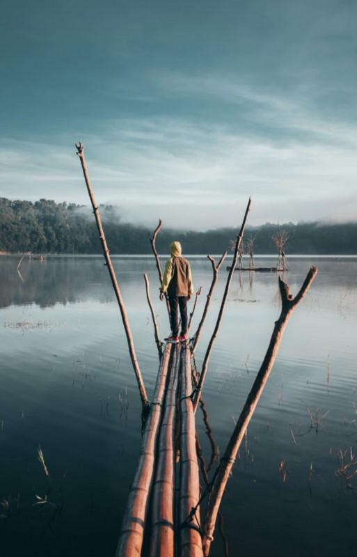 Wisata Danau Buyan Bali