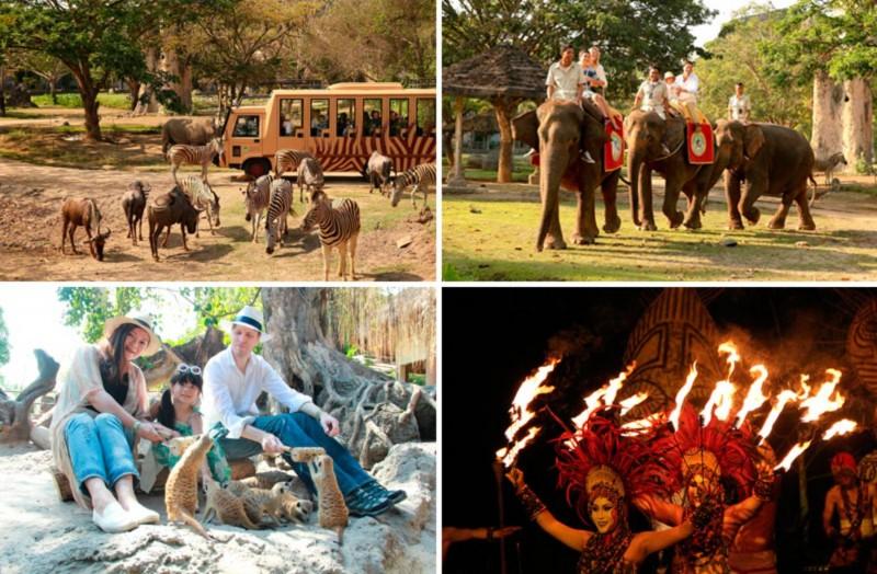Wisata Taman Safari Bali