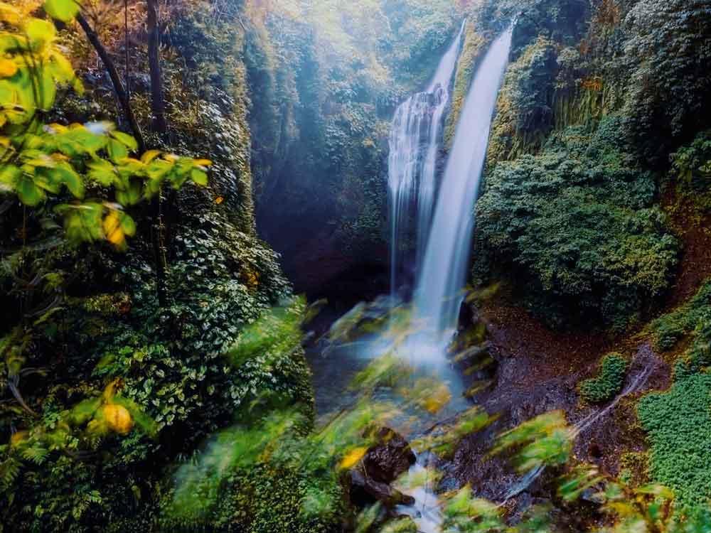 Bali Transport to Sekumpul Waterfall