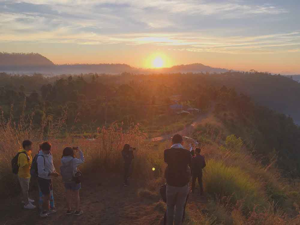 2 Fun Things to Do Near Mount Batur after Hiking