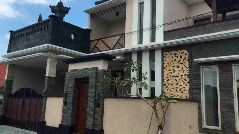 5+ Ide Desain Rumah Minimalis Bali 2 Lantai | Ukiran-Bali