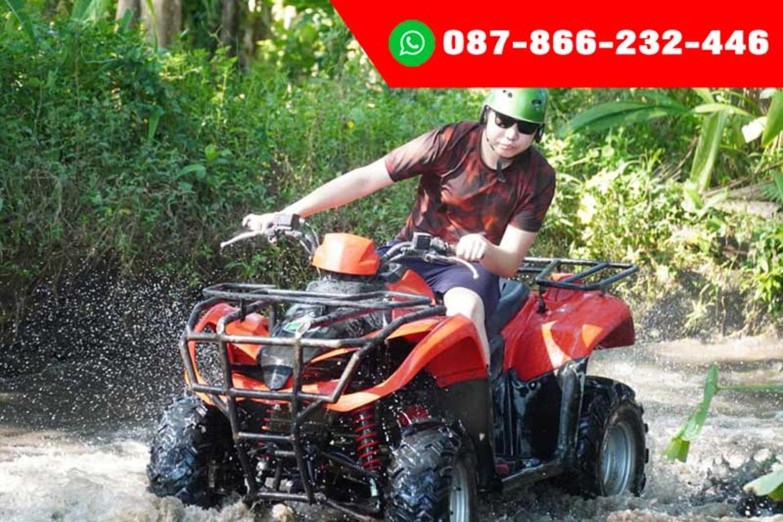 Tempat Main ATV Di Ubud Dengan Promo Paket Murah
