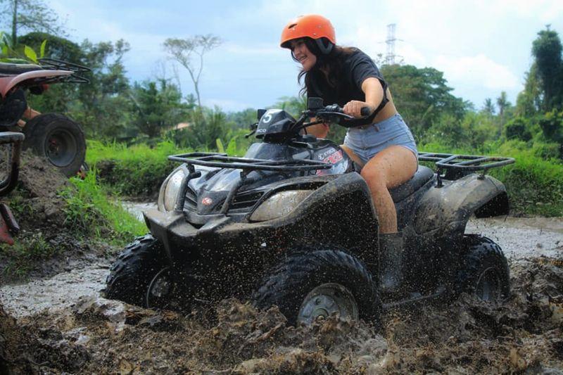 Atv Adventure in Bali