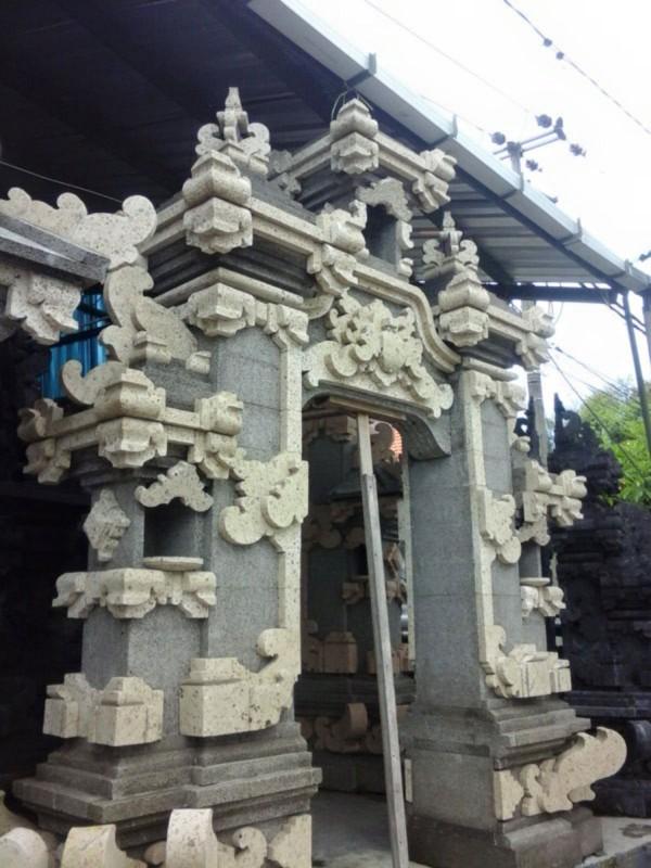 Desain Angkul Angkul Bali