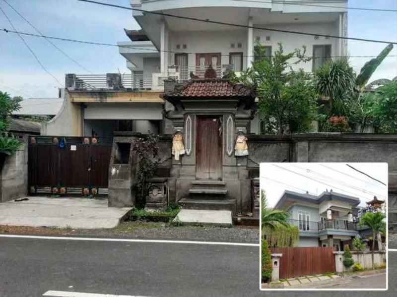 Desain Rumah Bali Minimalis