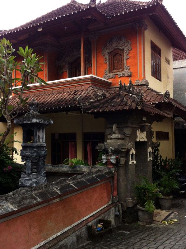 Pagar Minimalis Gaya Bali Tradisional