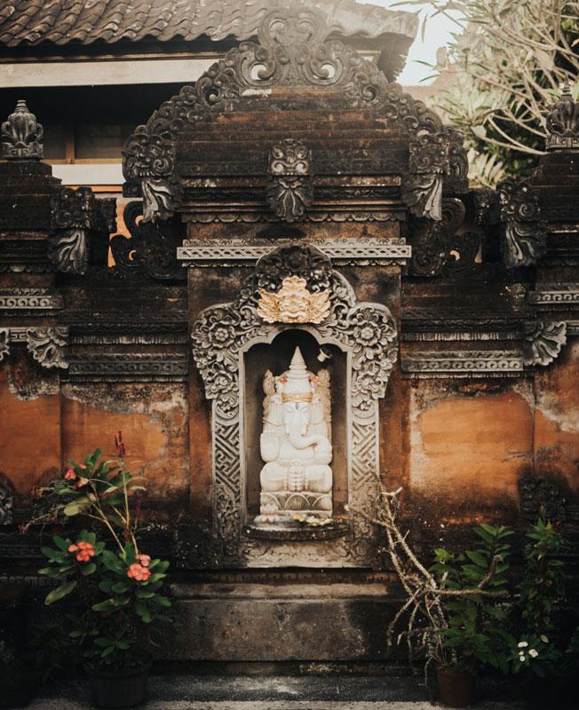 Pagar Rumah Bali Bahan Batu Bata