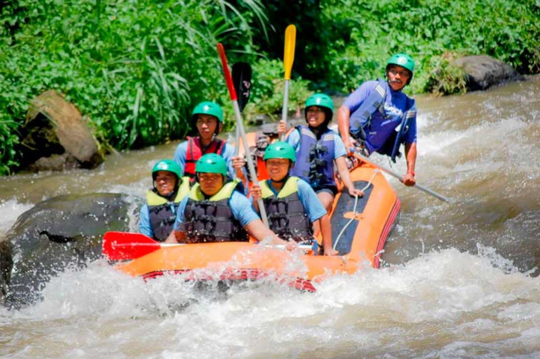 Rafting Di Bali