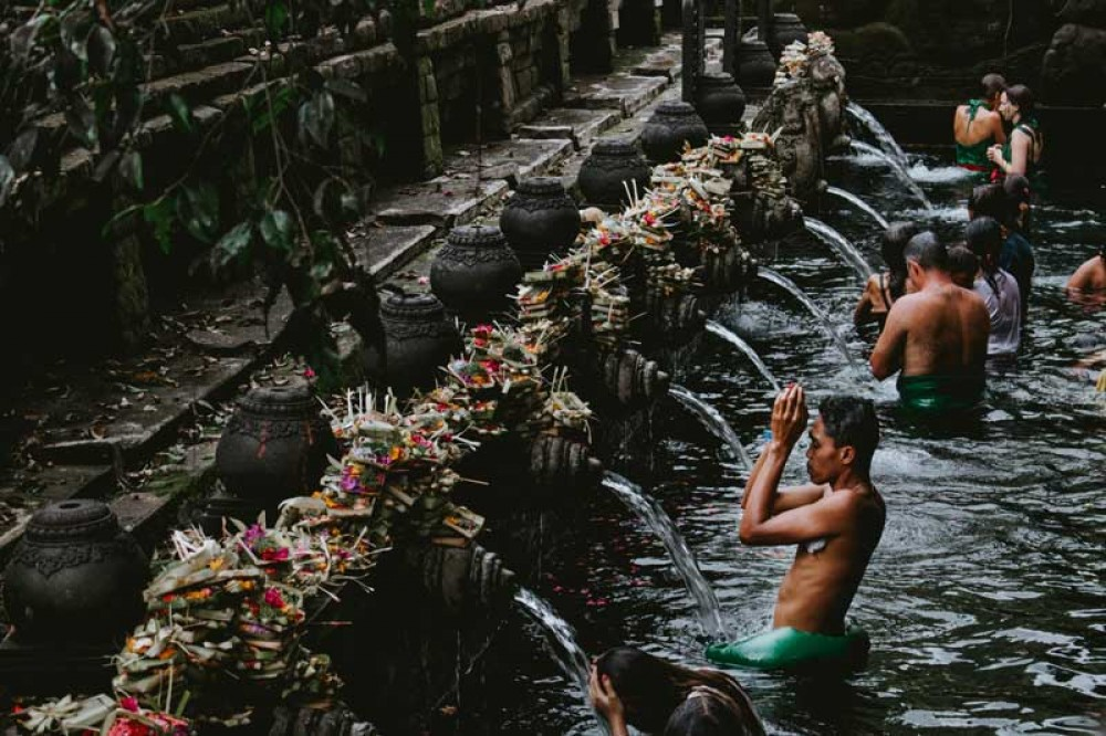 Tirta Empul Temple – A Holy Place For Self-Purification Ritual
