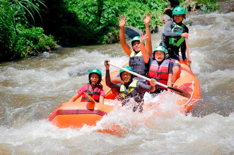 Harga Rafting Di Sungai Ayung Bali
