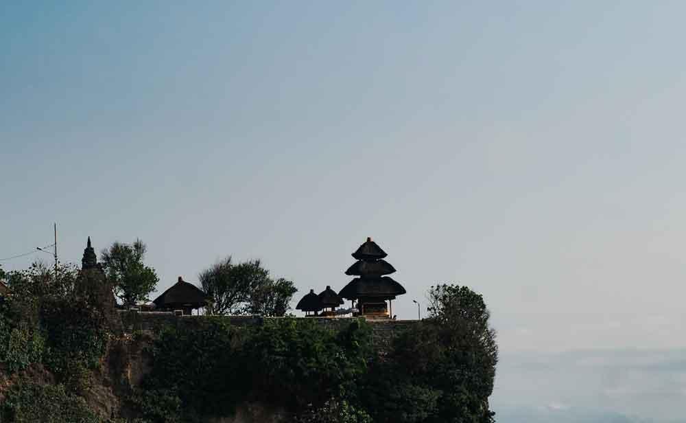 History of Uluwatu Temple