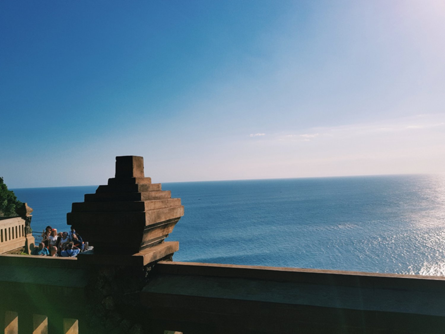 Accessibility in Uluwatu Temple for Wheelchair Users