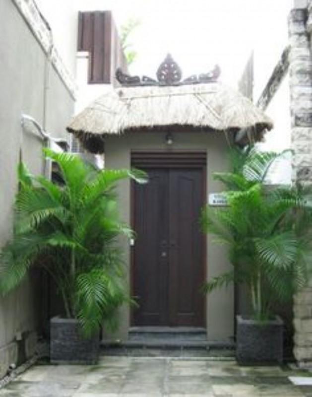 Angkul Angkul Rumah Minimalis