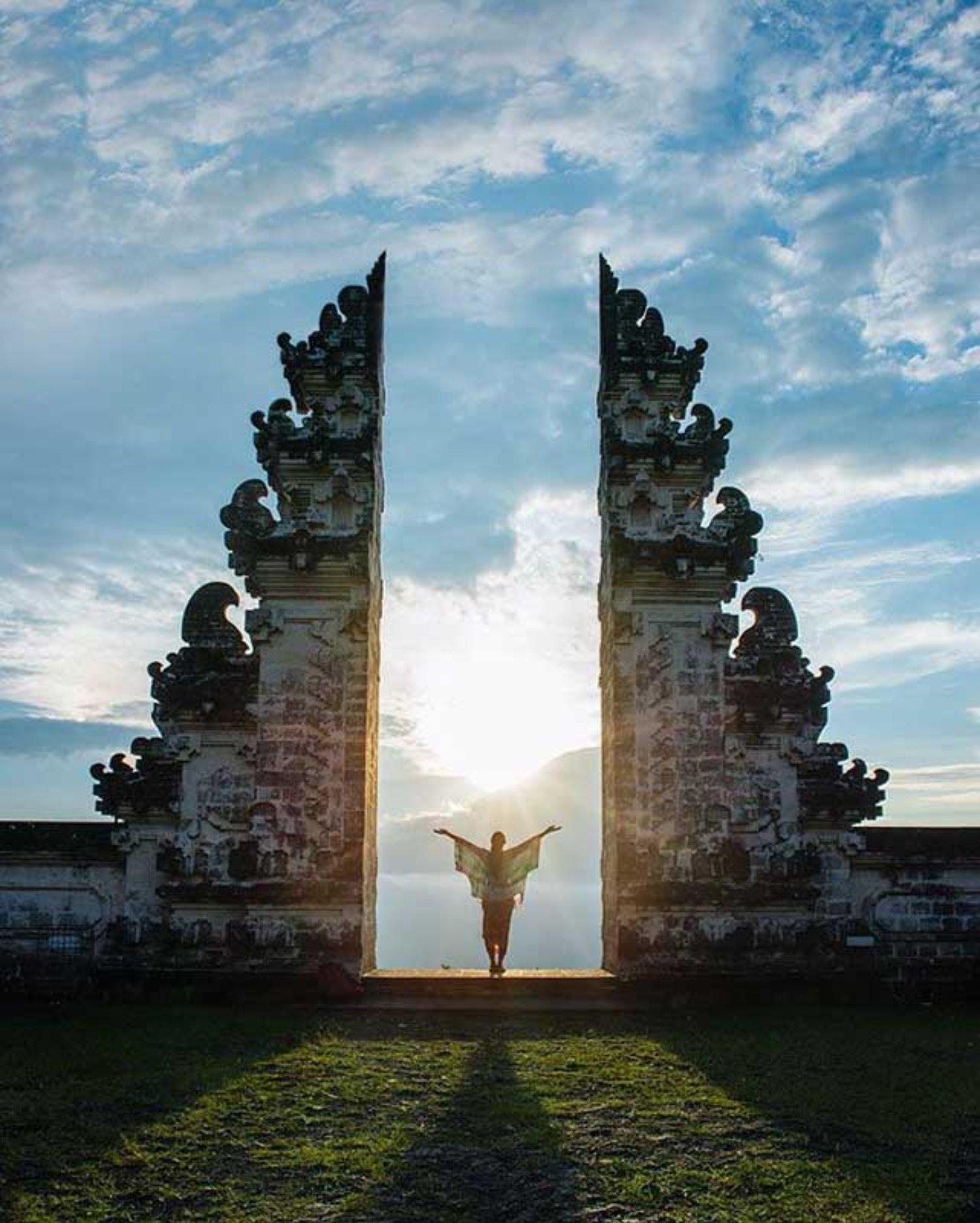Candi Bentar Bali