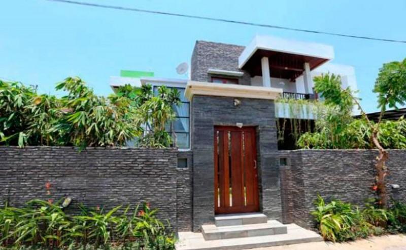 Desain Angkul Angkul Minimalis