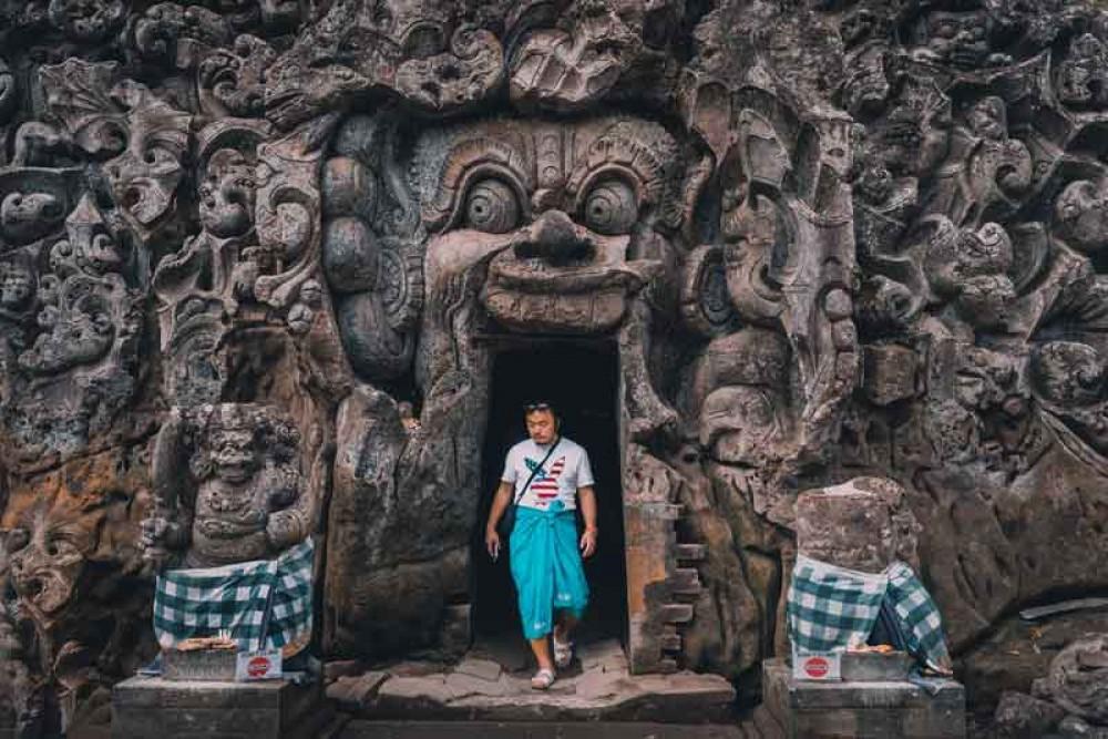 Elephant Cave Bali