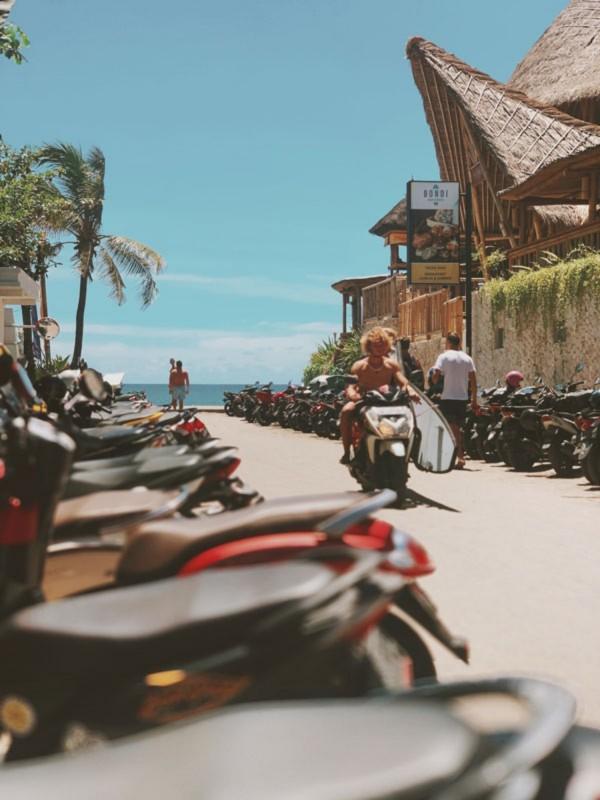 Harga Sewa Kendaraan Di Nusa Penida