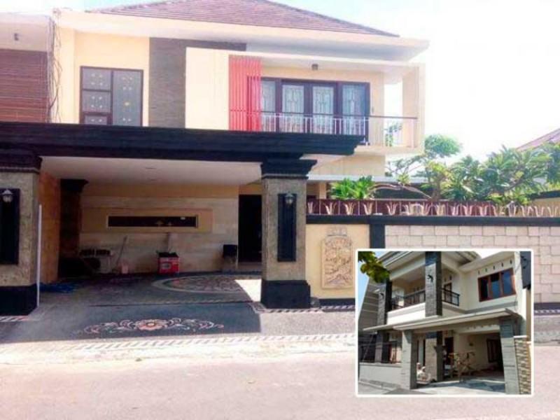 Rumah Bali 2 Tingkat