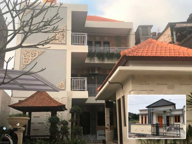 Rumah Minimalis Bali Modern