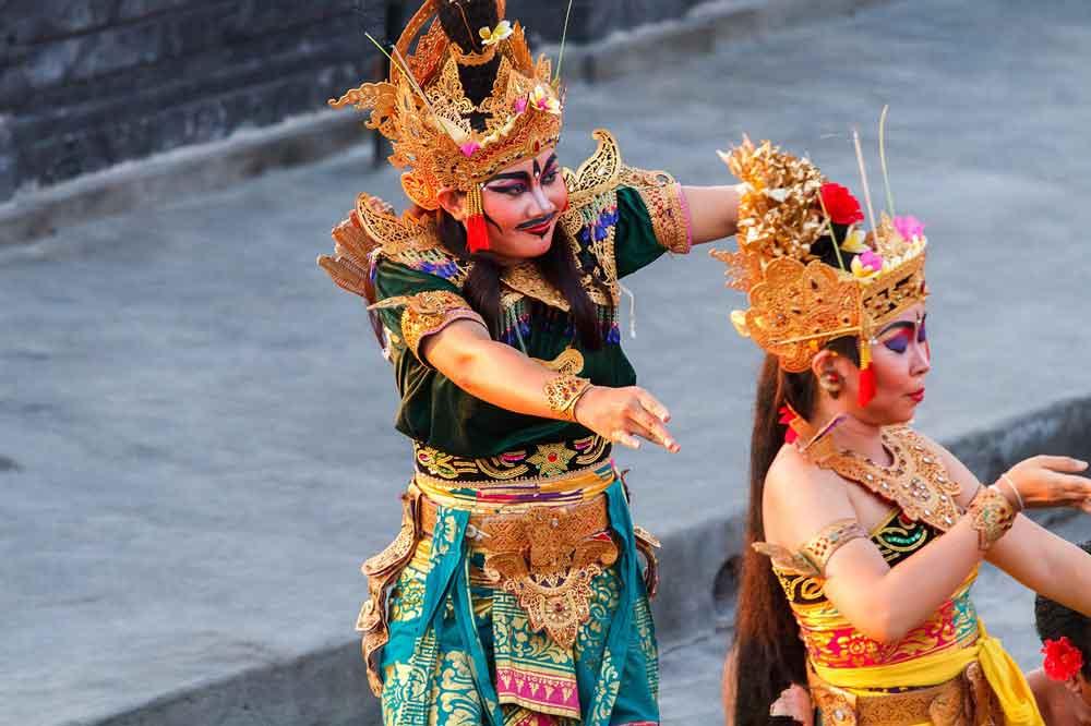 Uluwatu Kecak and Fire Dance